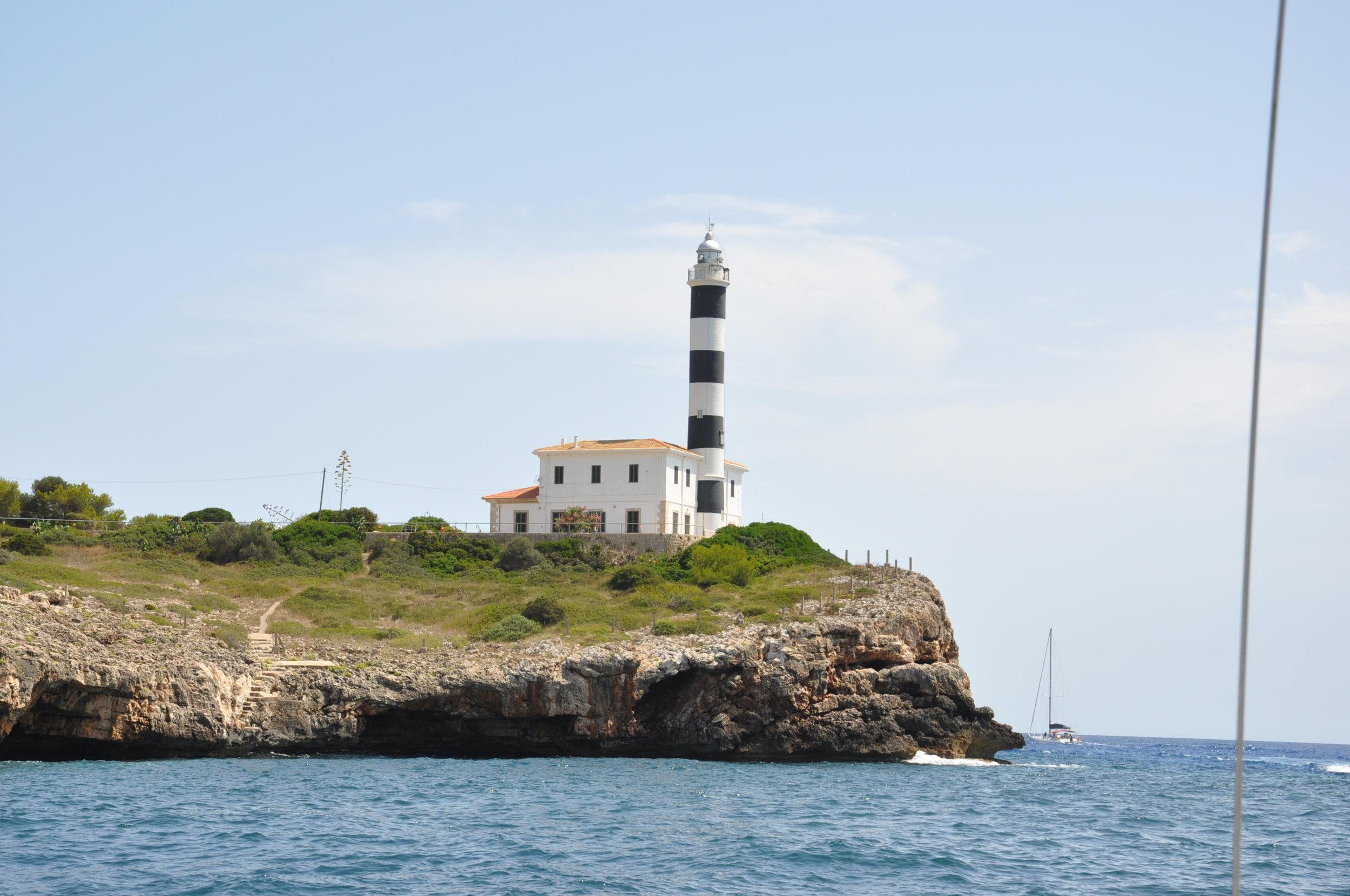Leuchtturm Cap de Cala Figuera