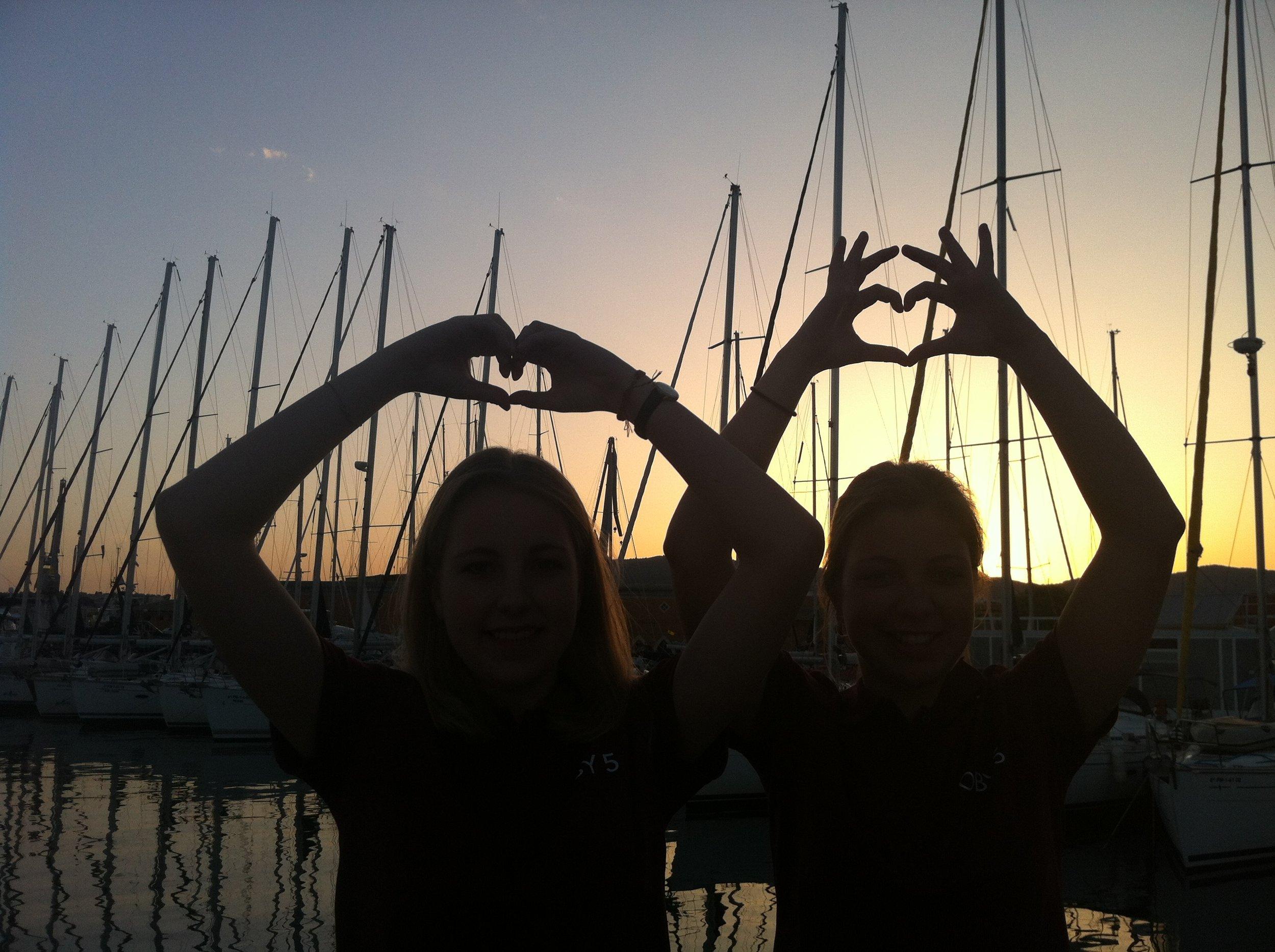 Romantik im Hafen.JPG