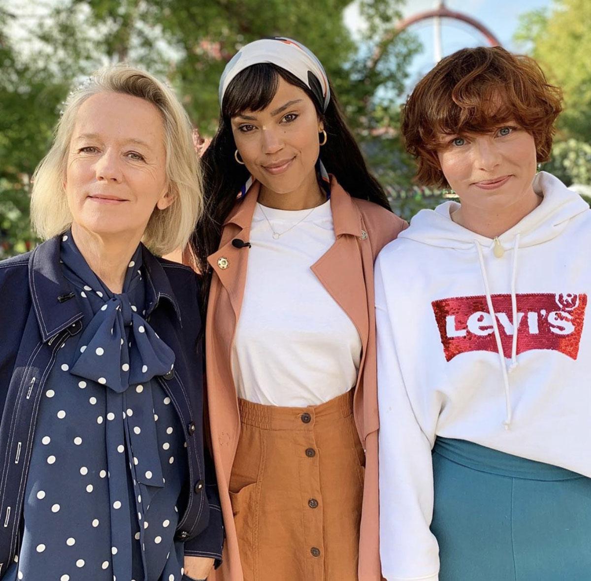 Anne Dorte Michelsen, Kwamie Liv & Annika Aakjær
