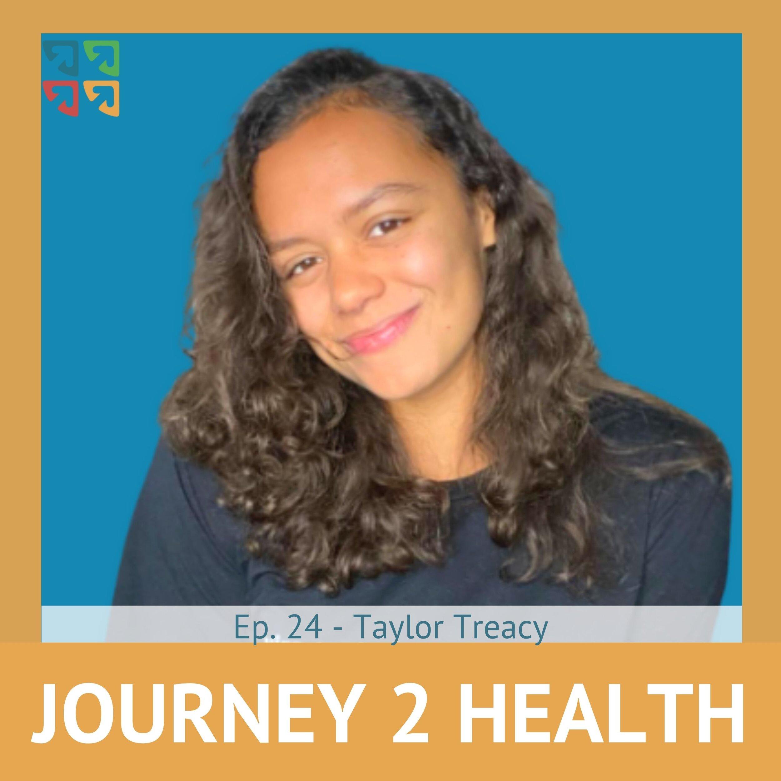 Ep #24 - Taylor Treacy