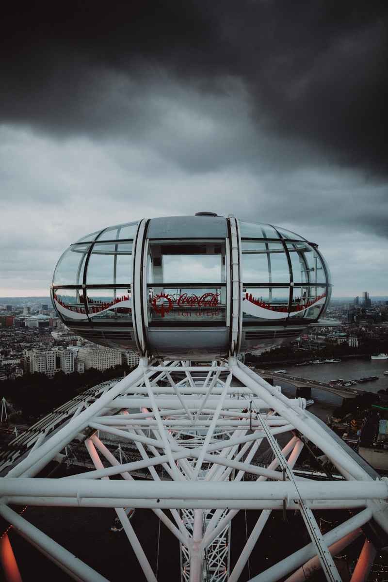 London Eye. London
