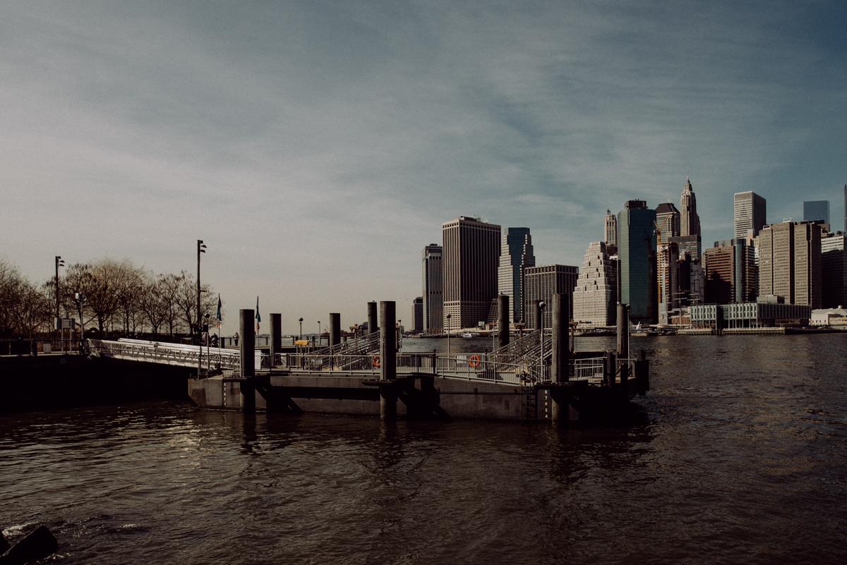 DUMBO. New York