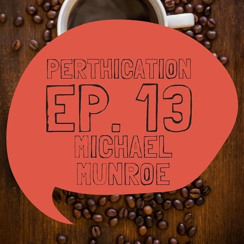 The newest episode of the #podcast is live with @themotobarista aka @homecoffeetraining . Michael is a Coffee Professional, working in the industry for 8 years with some of Australia's and Europe's top cafes and companies. He is a 3x Western Australian Barista Champion and has recently aimed to share his love for coffee by creating a series of online courses for home coffee enthusiasts. In his spare time you'll find Michael cruising along the coast, riding motorcycles. Check it out in the link in the bio 🎙️#perthication