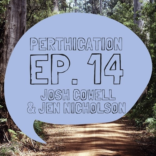 Newest Episode of #perthication is up. We chat with Josh and Jen about their recent 5000km hike from Mexico to Canada on the Continental Divide Trail. We chat about trail life, living out of your backpack and coming back from society after being off the grid for 5 months.  You can scope it out in the link in the bio, on YouTube, on iTunes or wherever app you may get your podcasts from. 🎙️