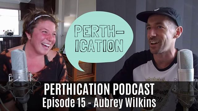 """New year new look! Super stoked to get the epic @aubkins aka @aw_wellness.journal to give us some words! Aubrey is a turbo positive, meditative, good vibes machine! We chat about her transition from America to #perth and her journey through life. It is live on our YouTube, website and anywhere podcasts are streamed just search """"Perthication""""  #perthication #perthpodcast"""