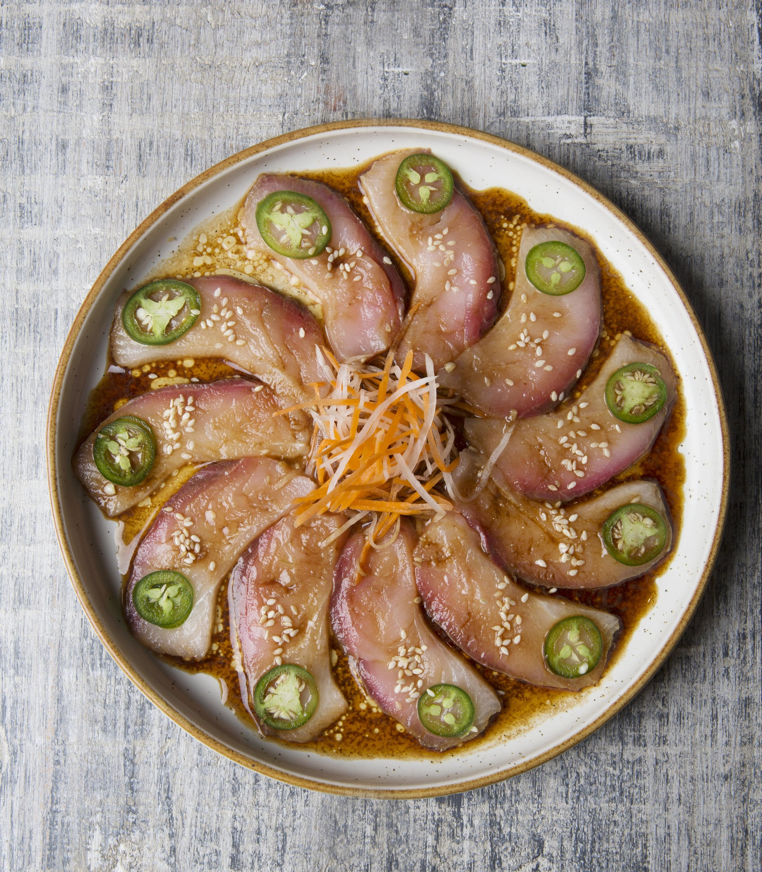 Hamachi - Yellow Tail Carpaccio.jpg