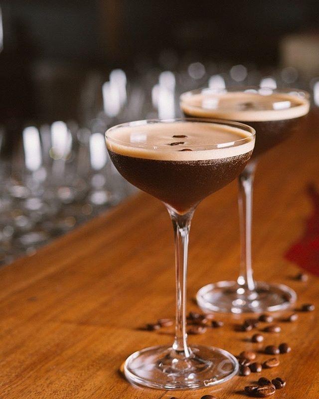 A guaranteed pick me up cocktail! Let our bartenders craft your Espresso Martin the 'KOKO' way!  For reservations, contact: 7715963030 . . #KOKO #KOKOMumbai #KOKOEspressoMartini #KOKOExperience #BeautifulCuisines