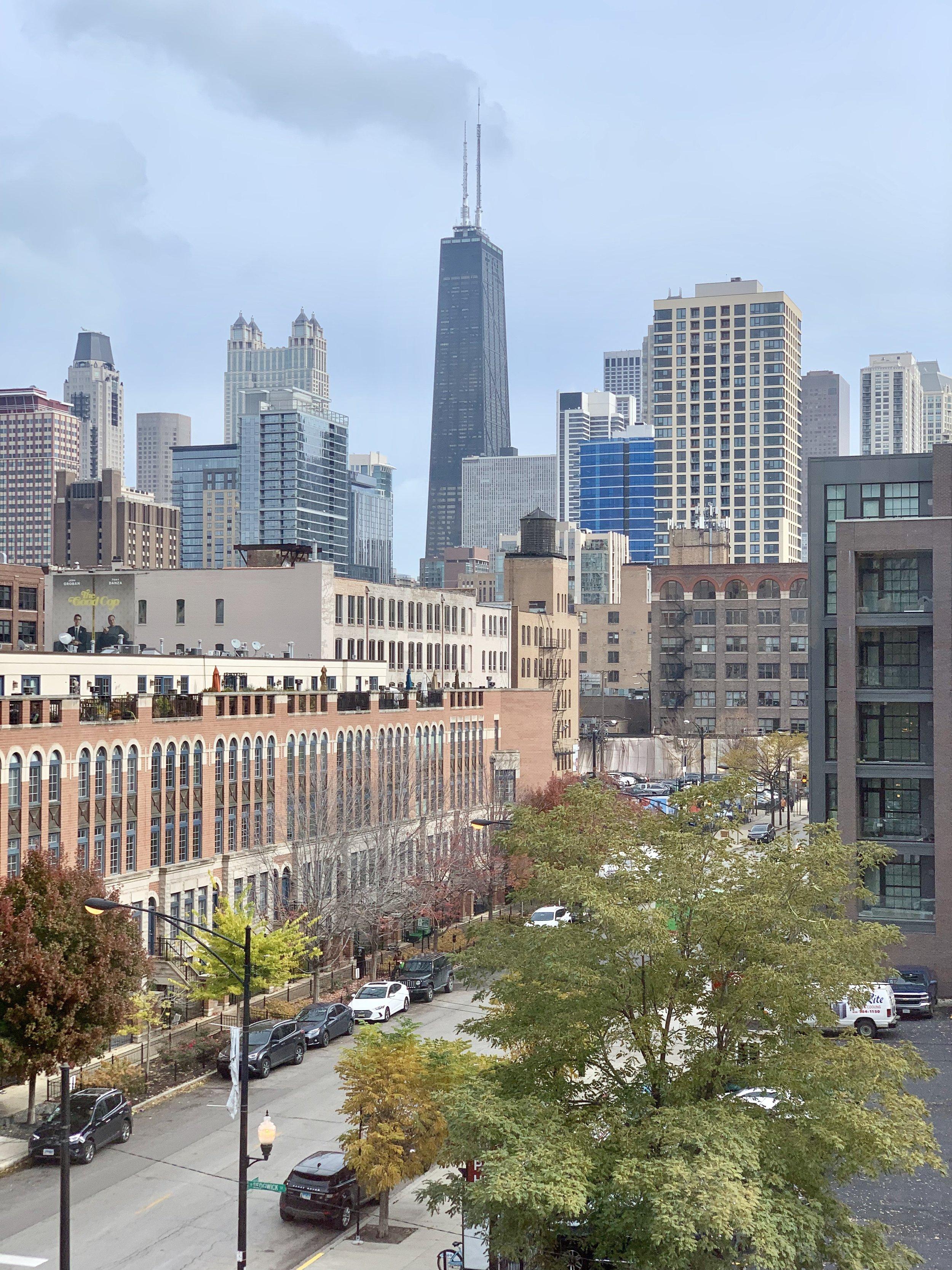 IHR Chicago Office View