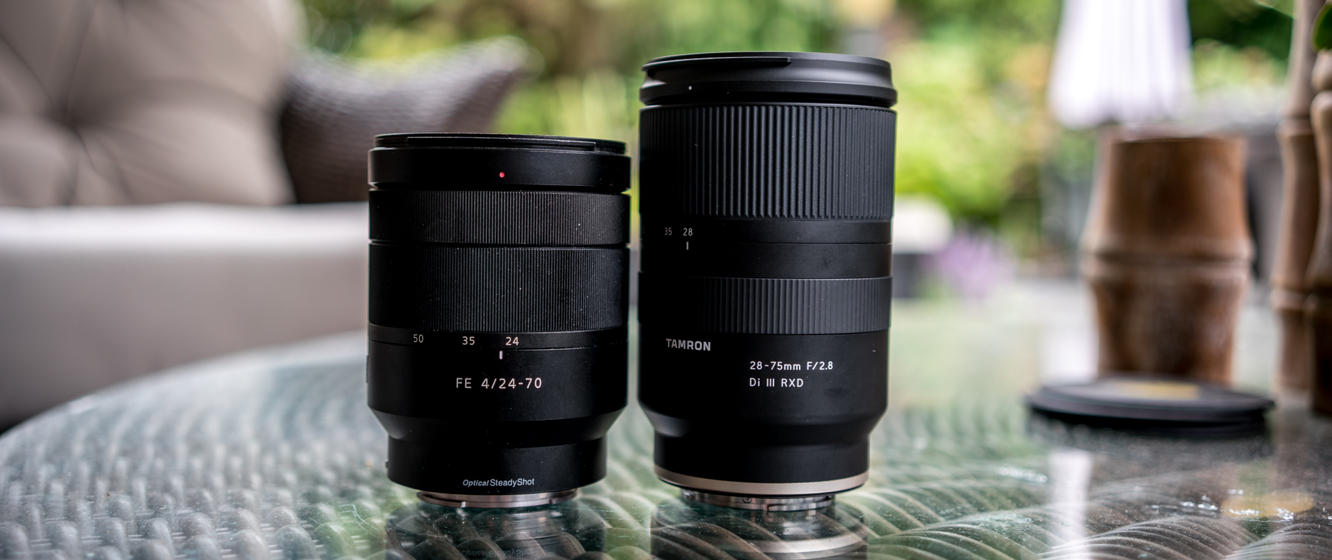 sony zeiss 24-70 f4 vs tamron 28-75 f2.8
