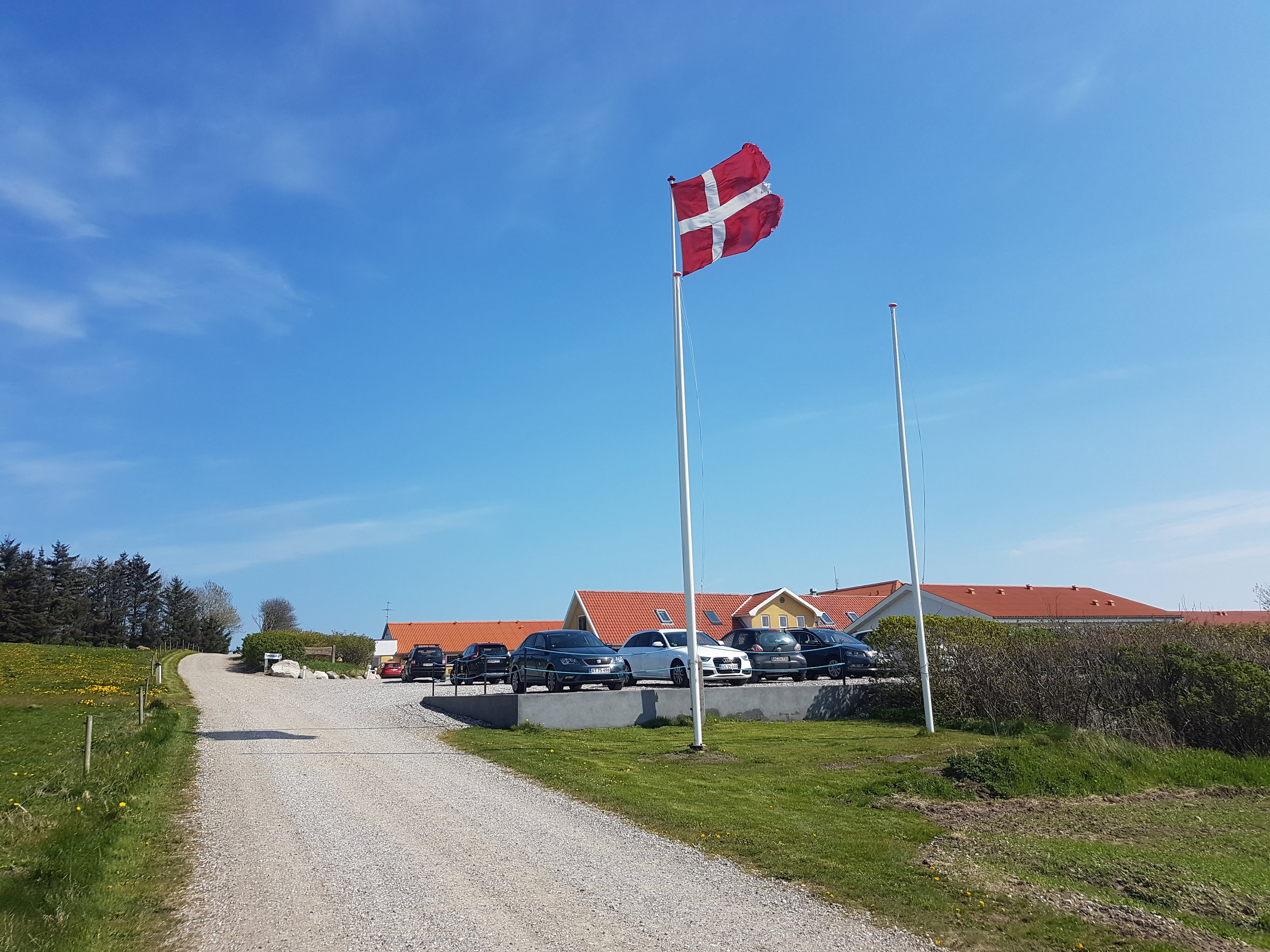 Smuk dag på Højgaarden