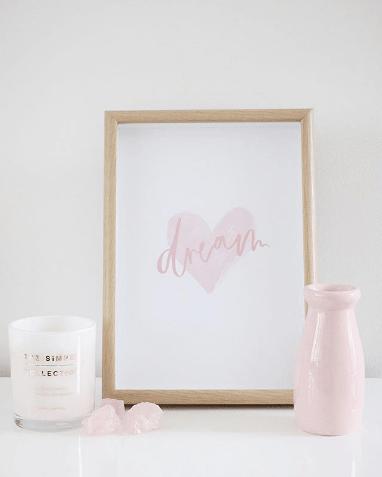 Light of Leni | Dream Print