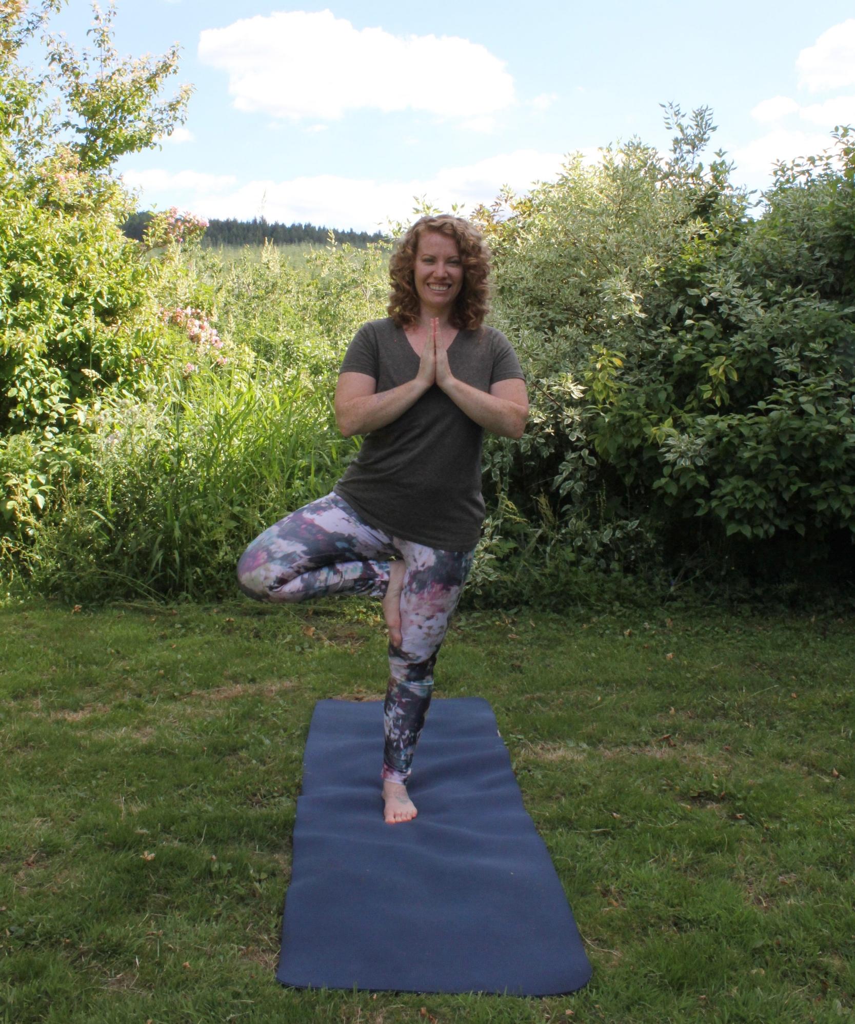 Yoga at Kirkton House