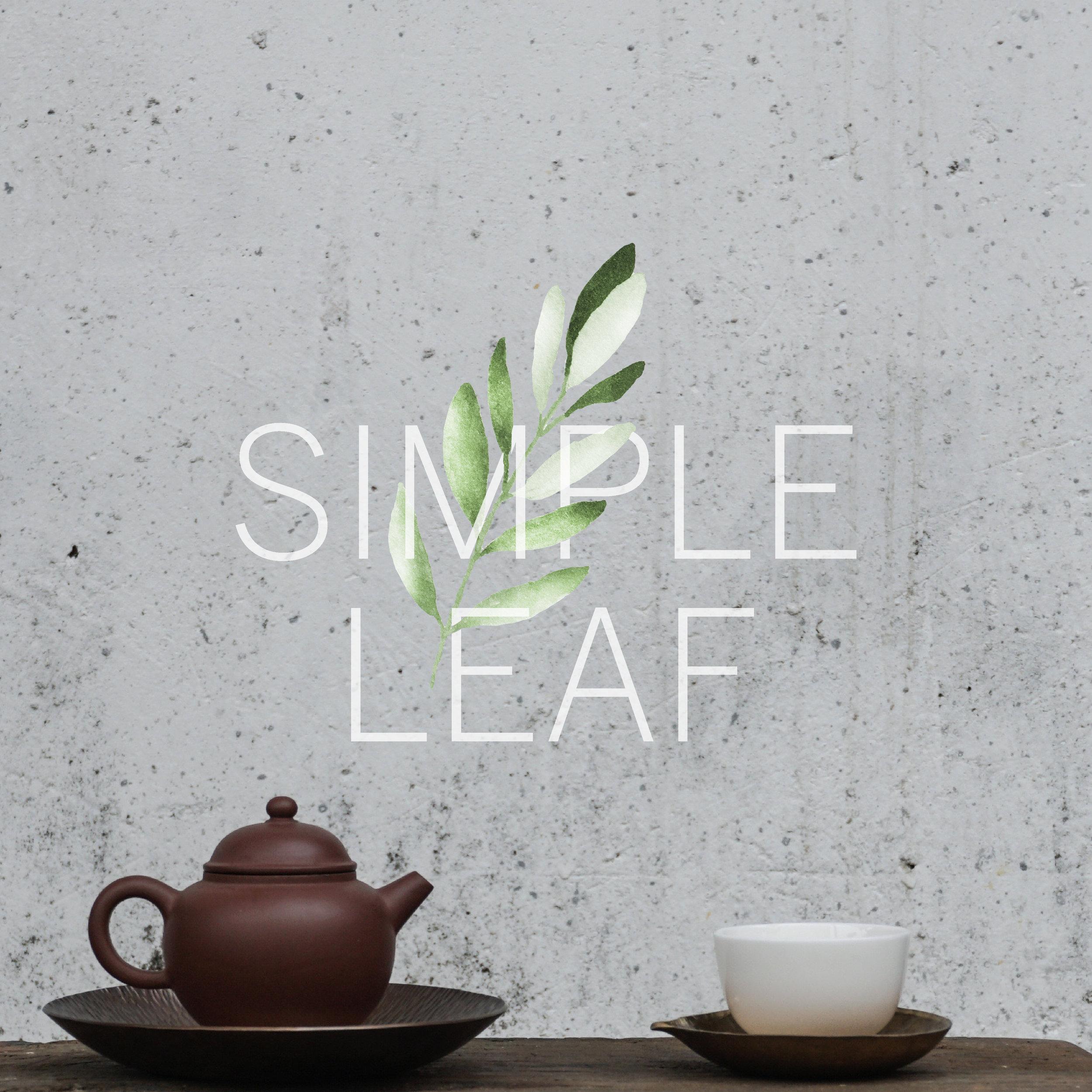 Simple Leaf Branding