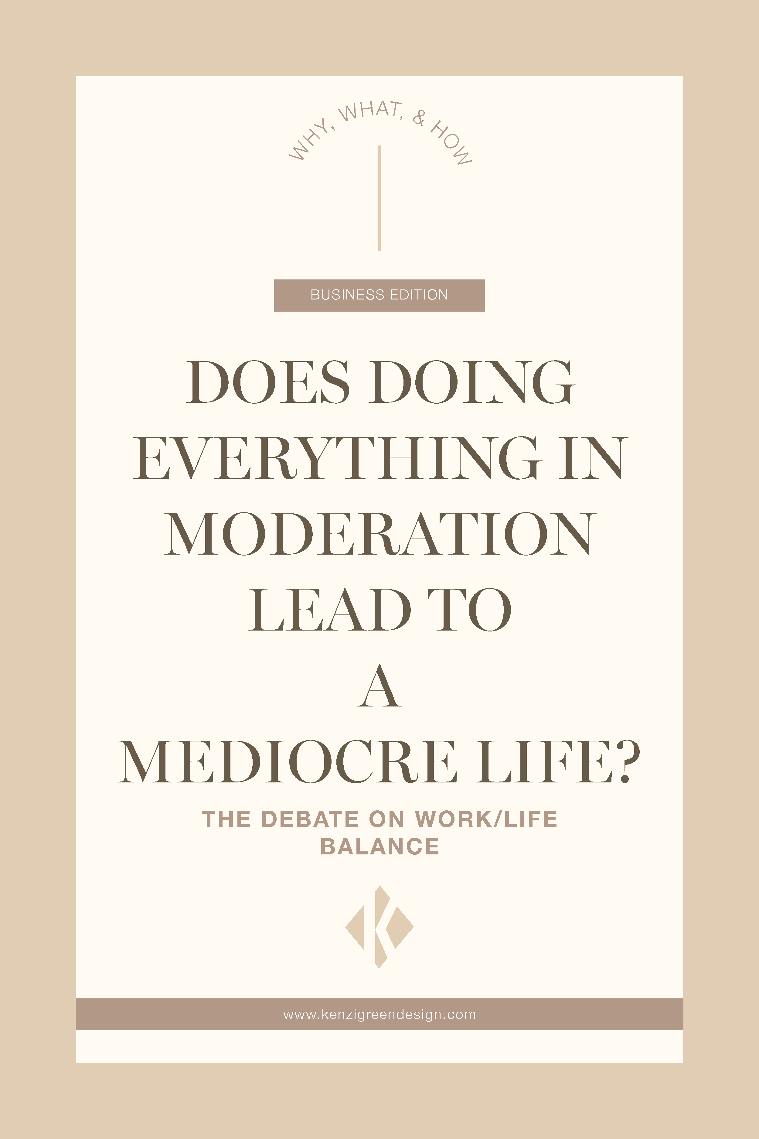 Does doing everything in moderation lead to a mediocre life-.jpg