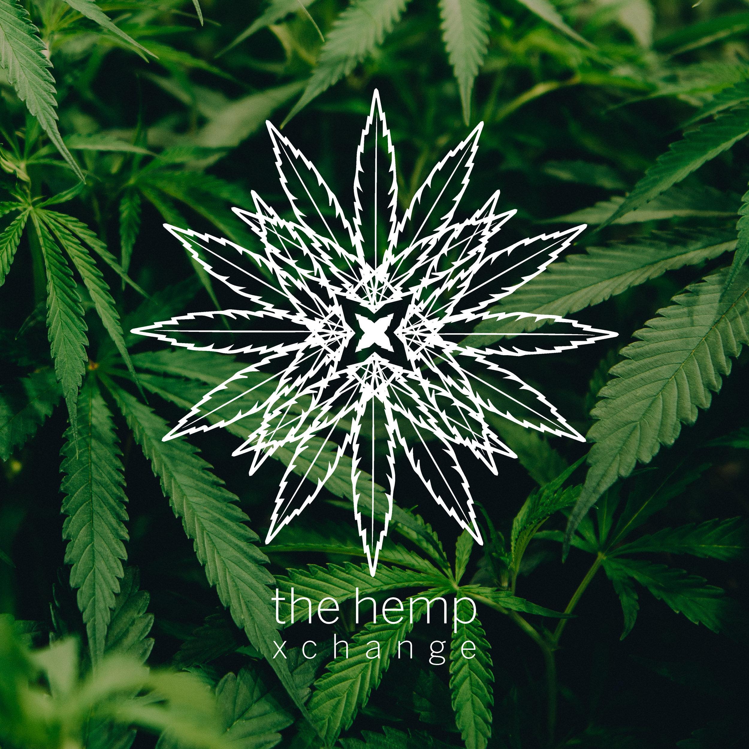 The Hemp Xchange Logo Design