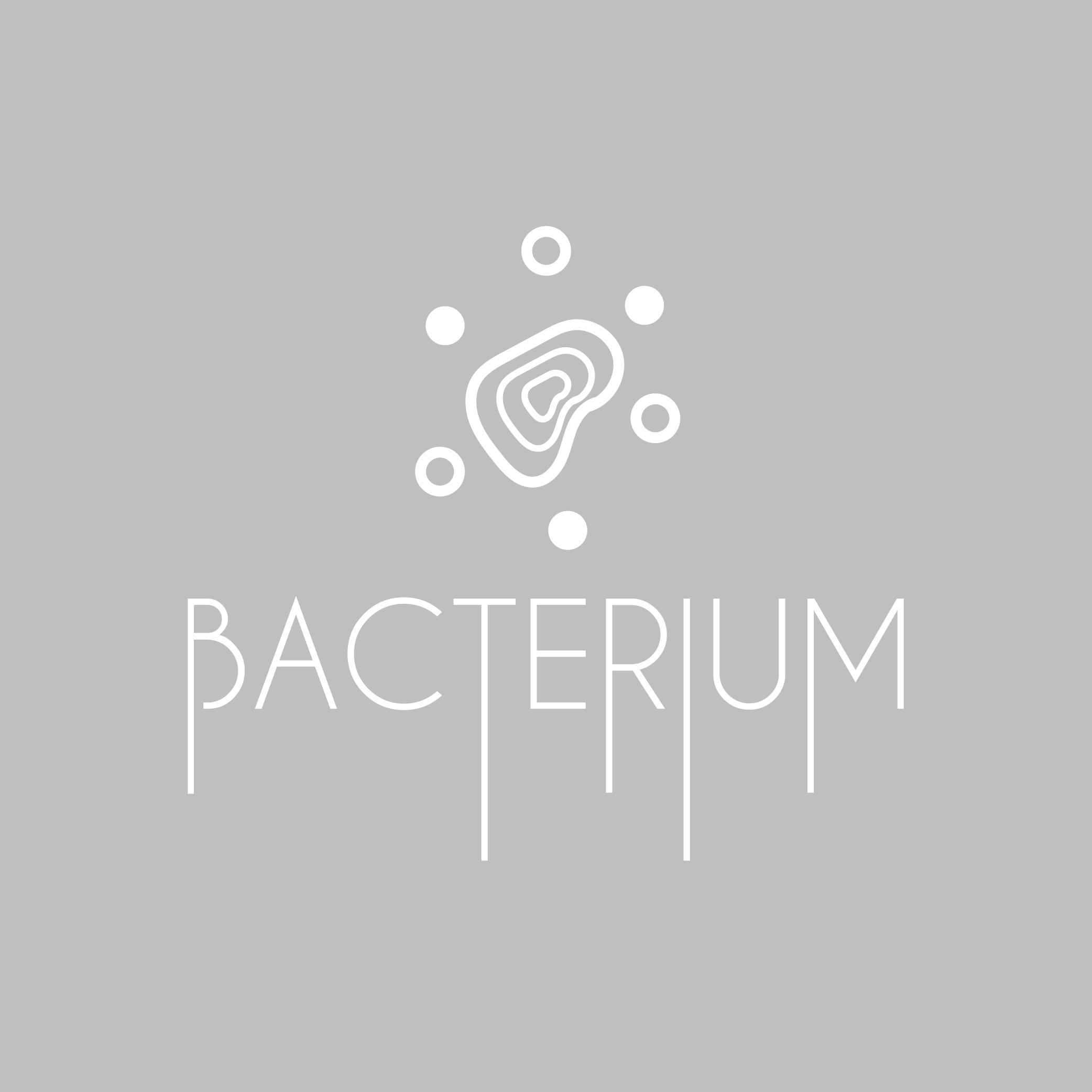 Bacterium Logo Design by Kenzi Green Design #branding #logodesign