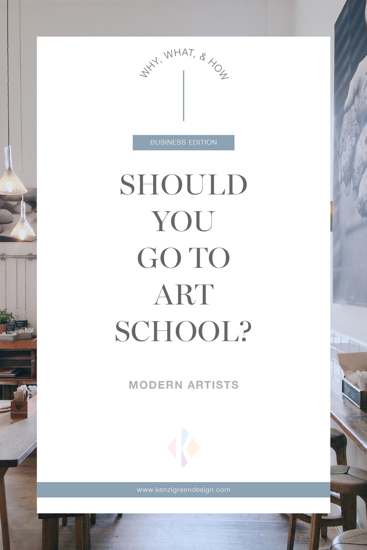 Should You Go To Art School ? #artschool #designschool #designer #freelancer