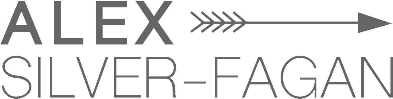 ASF Logo Grey #fitnesslogo #arrowlogo #kenzigreendesign