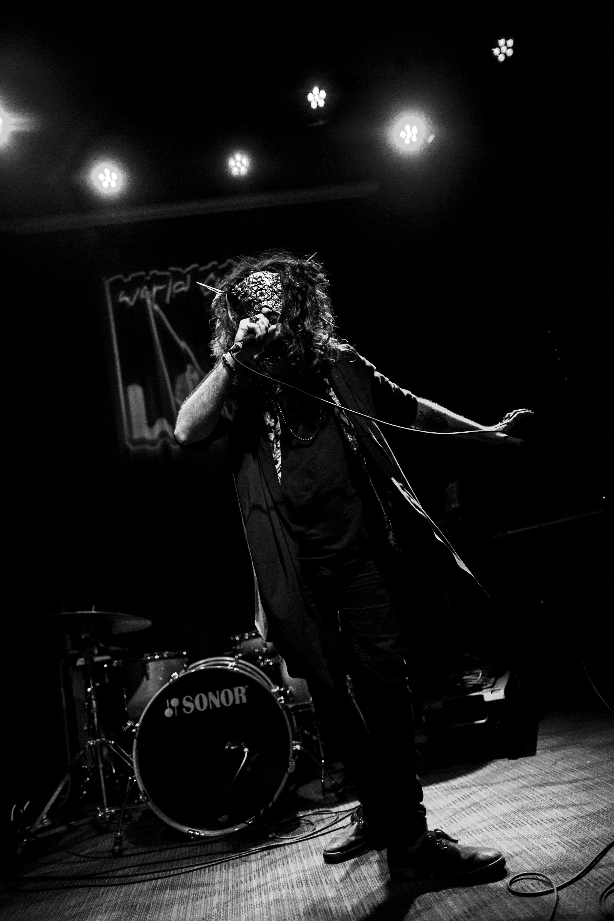 Confirmed sighting of Wormtooth at World Cafe Live 8/25/18 by  Mike Arrison Photography .