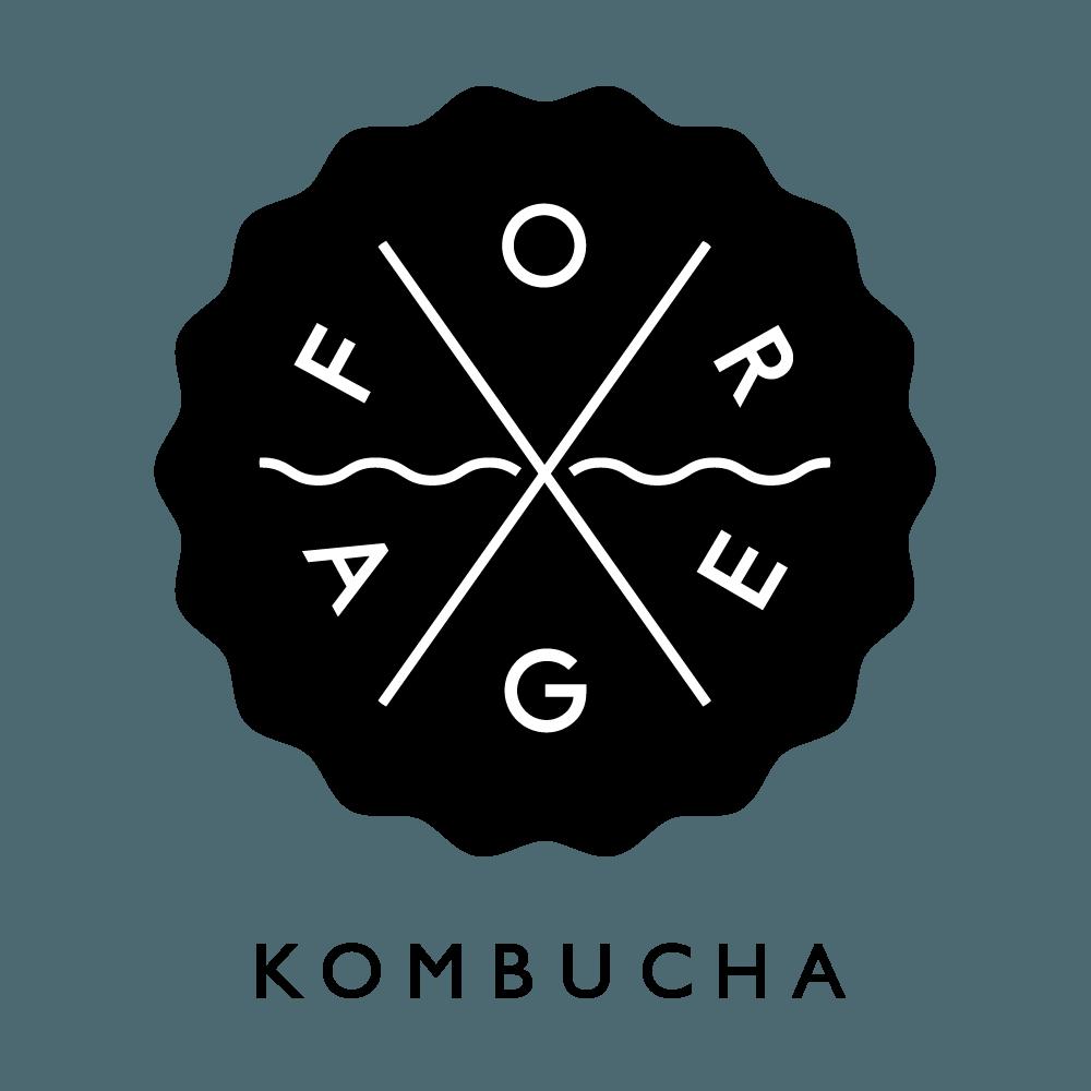 forage fill logo w kombucha black.png