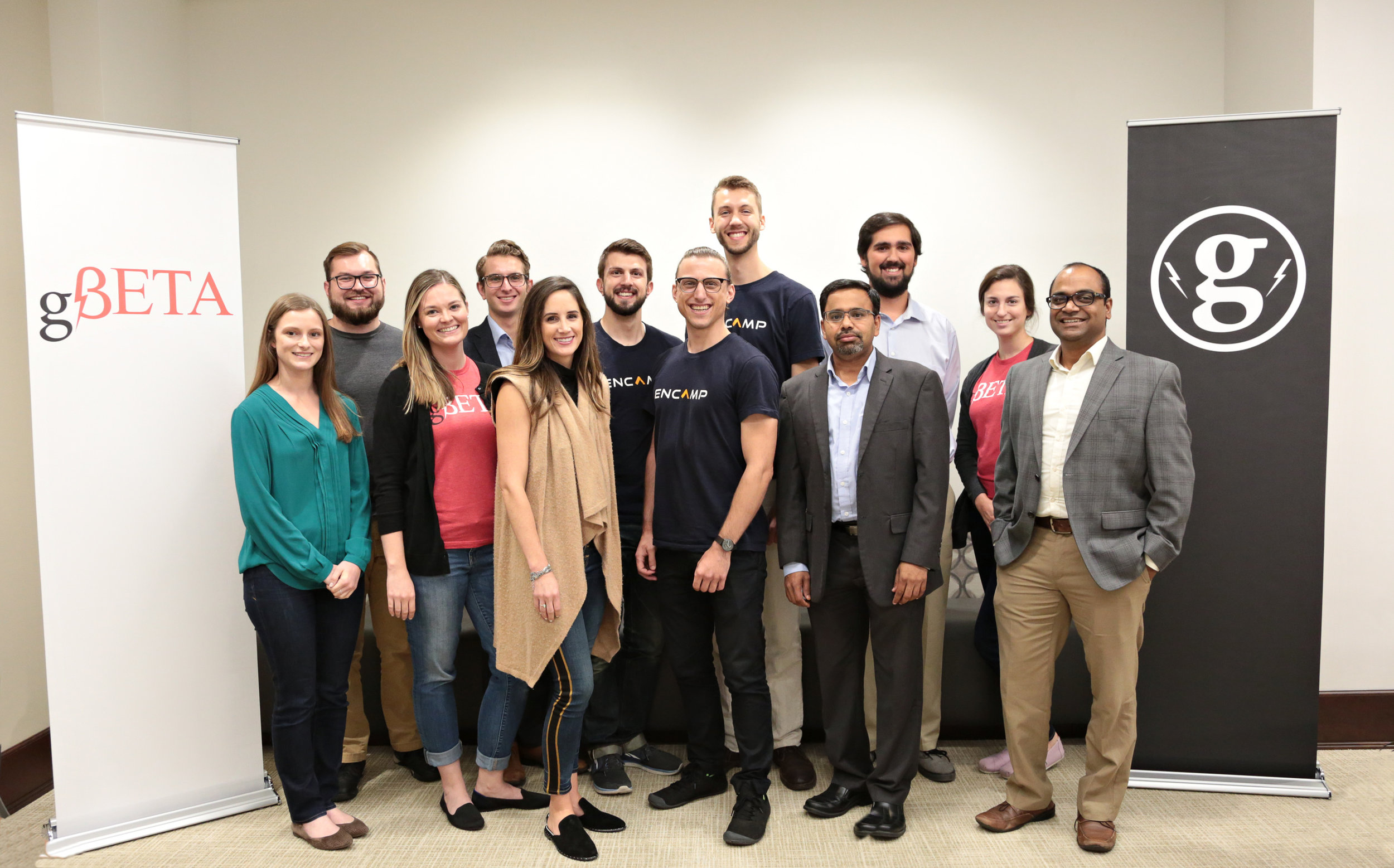 gBETA Indy Fall 2018 Cohort