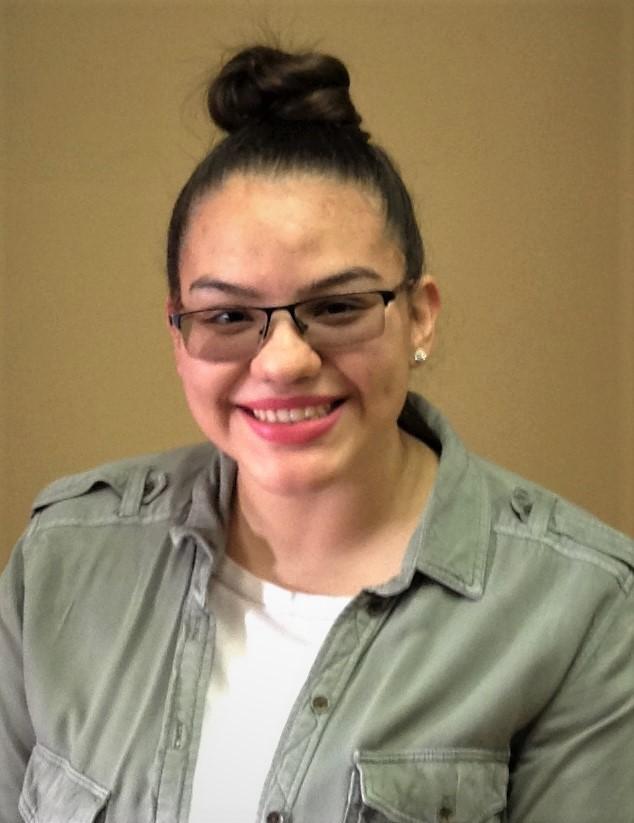 Dayana Prieto - Part-Time Summer Circulation Clerk