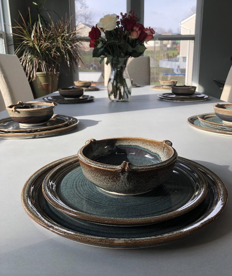 Custom Dinnerware, happily residing in PA