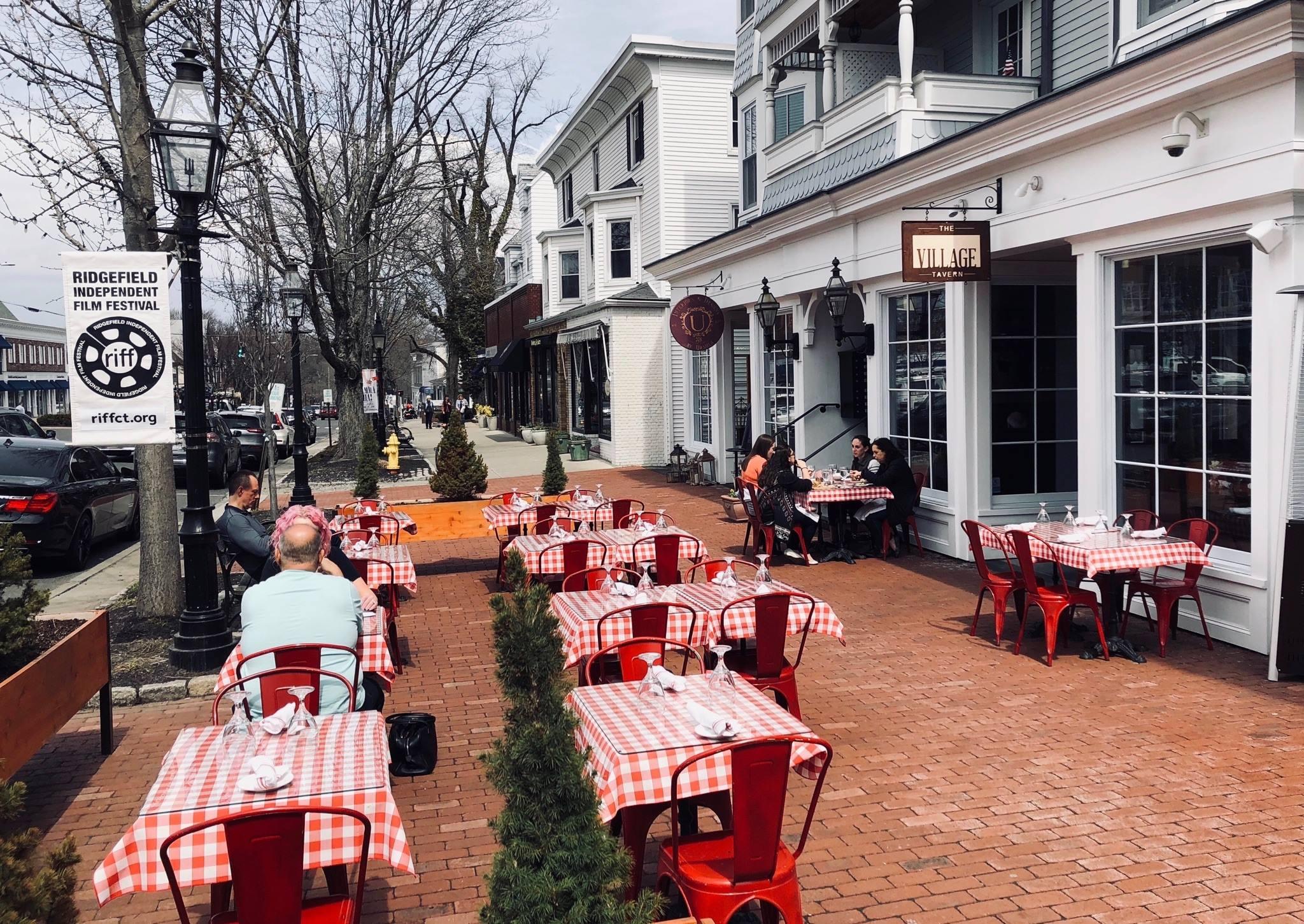 The Village Tavern Ridgefield, CT