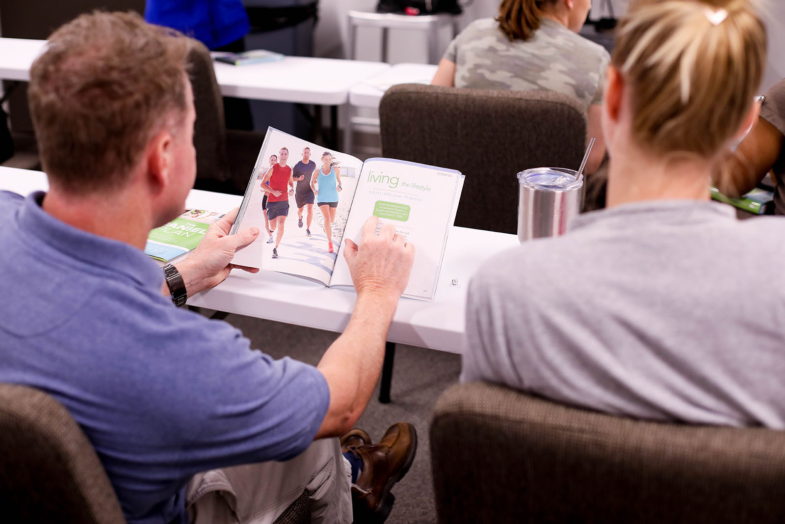 Group Writing Team - Are you a creative and enjoy researching and writing? As a member of the Group Writing Team you will create devotionals, small group resources, and other discipleship tools for group members and facilitators.
