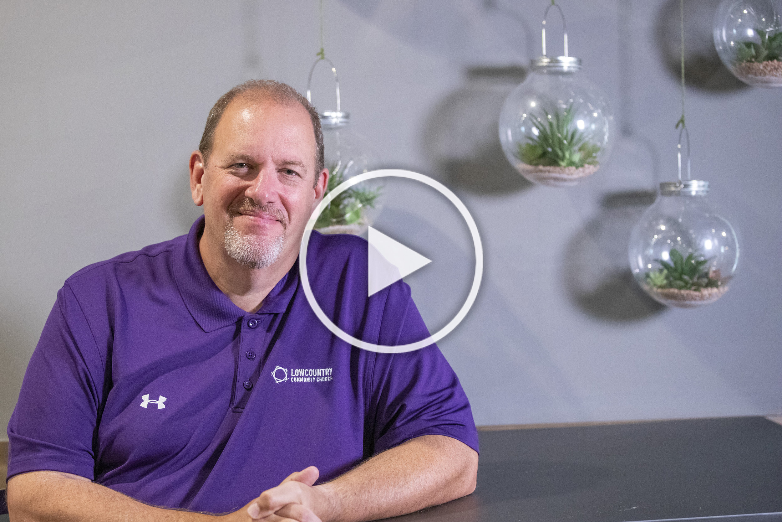 Caring For Our Neighbors With Special Needs. Watch a Conversation With Pastor Jeff Cranston.