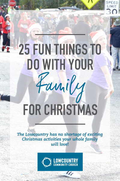 25 Fun Things to Do with Your Family at