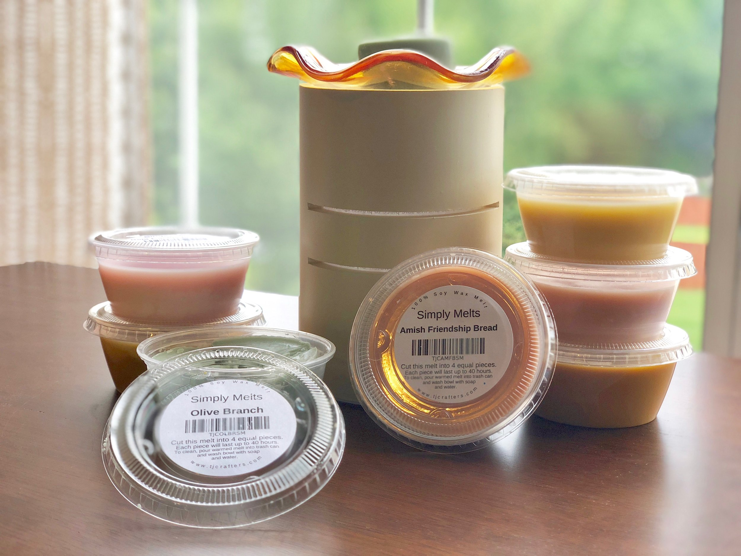 ABOUT OURMELTS & WARMERS -