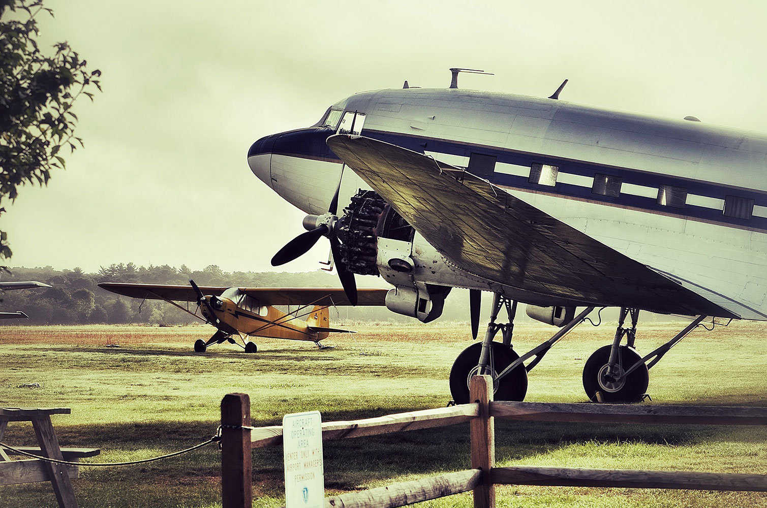 Cape Cod Airfield , Marstons Mills