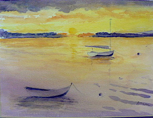 Sunset with catboat cropped.jpg