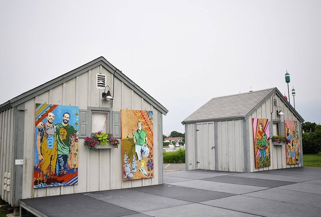 Local Snapshot,  A Community Mural