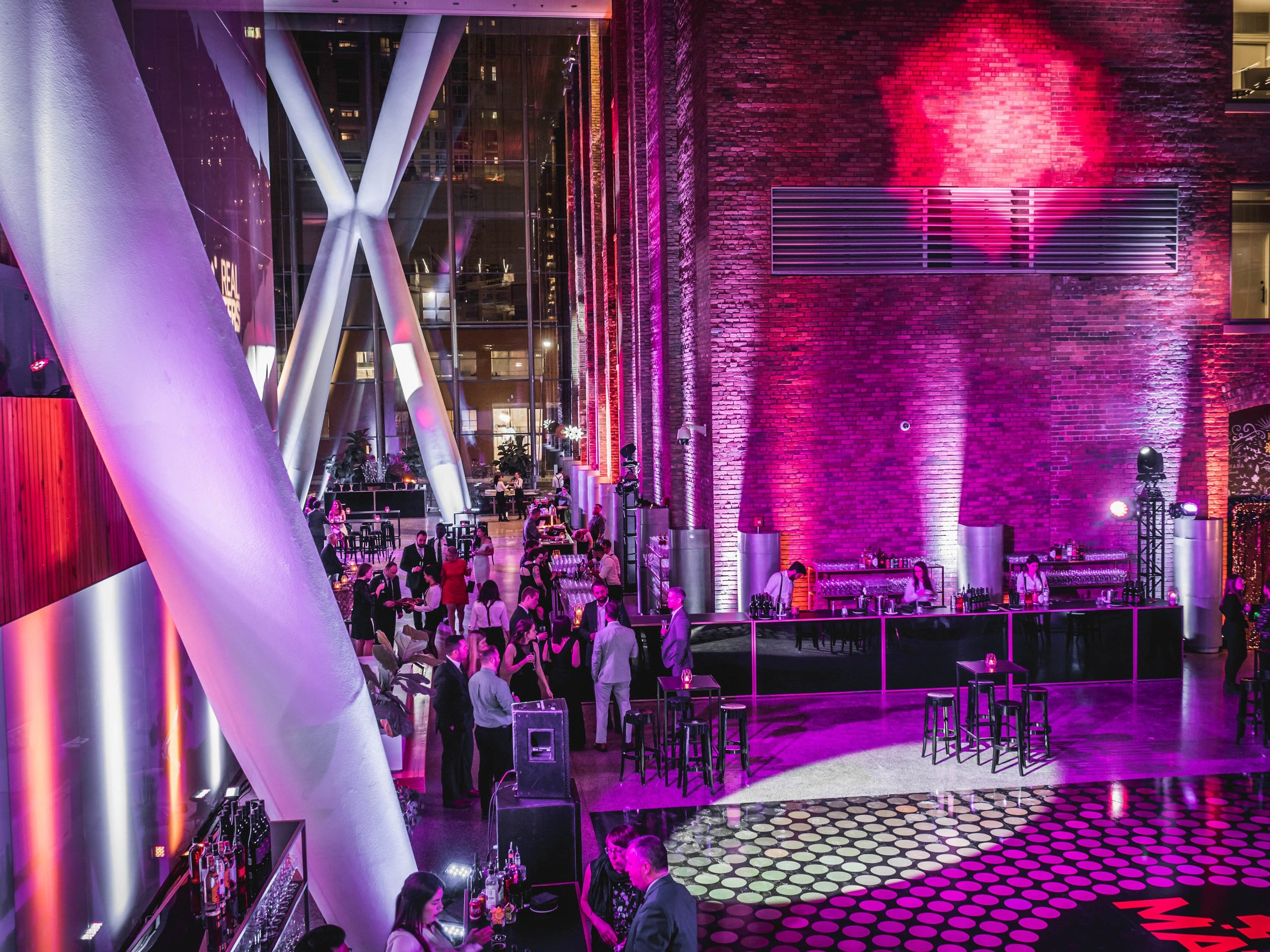Run The World will be hosted at the Atrium @ Ricarda's – the same venue where TIFF was held! -
