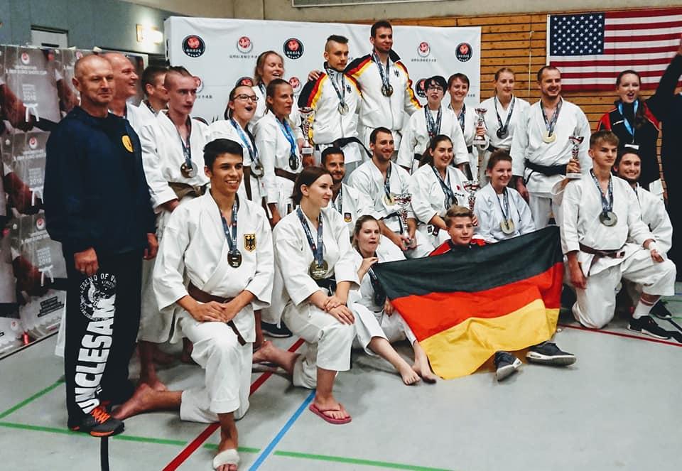 ISKF Eurocup 2018 - Team Karate Deutschland