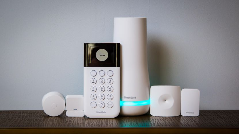 There are so many home alarms system to choose from, we started with SimpliSafe - Product Overview Is Here.