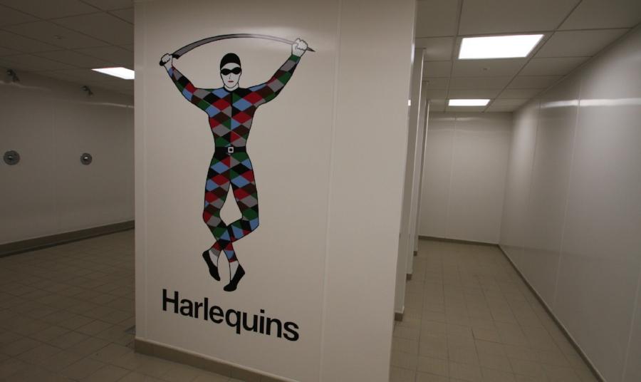 harlequins' traning centre -