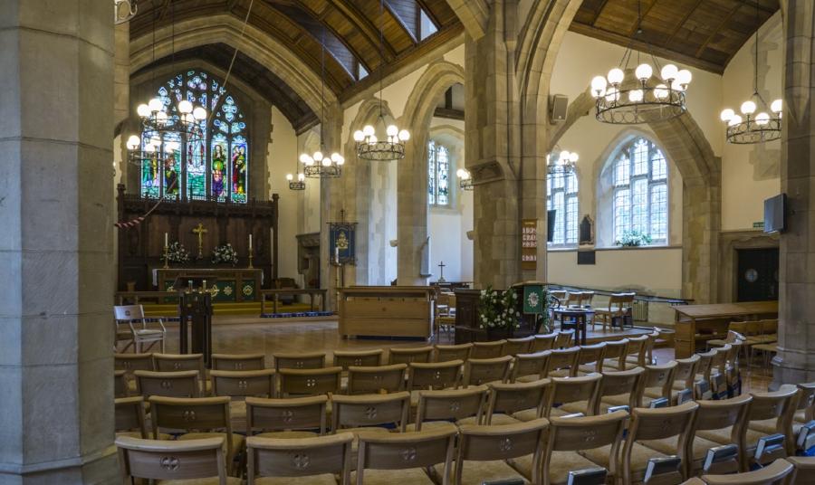 st andrews church -