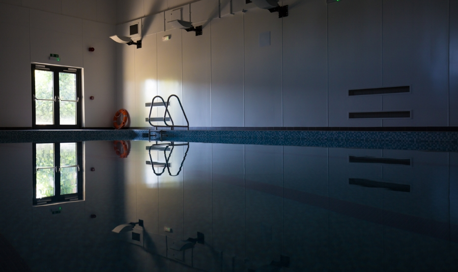 Loxford leisure centre -