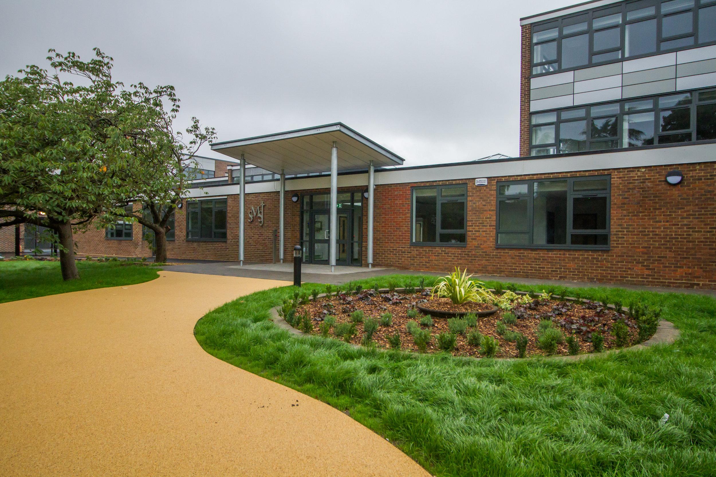St Mary's and St John's c of e school -