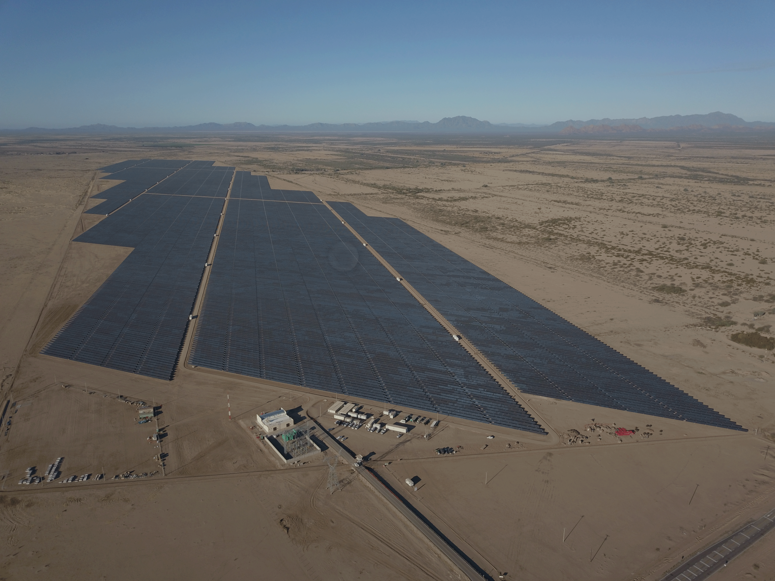 Sener inaugura parque fotovoltaico en Sonora - El FinancieroAgosto 2019