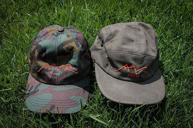 Great caps for this summer adventure 🚗✈️🏔 #swcaventure #lifestyle #clothingbrand #outdoors