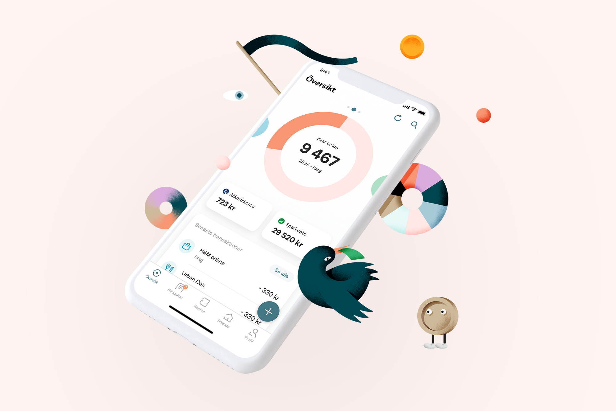 Tink - Financial App