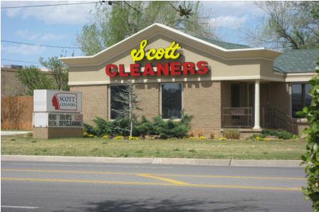 Scott Cleaners