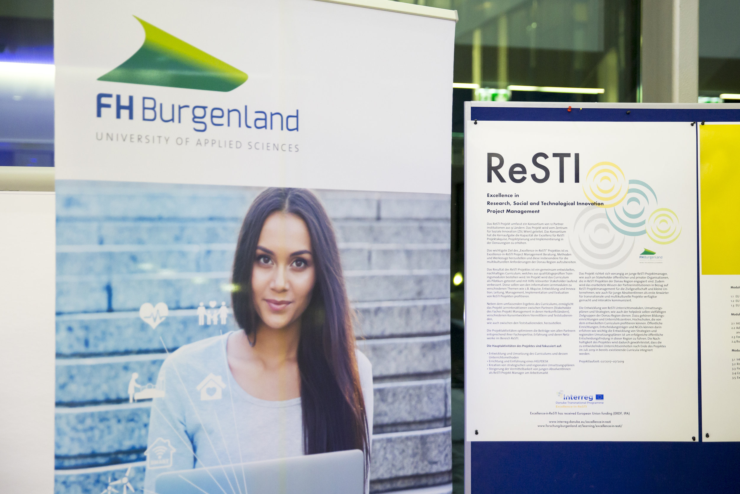 Excellence in Research, Social and Technological Innovation Project Management (ReSTI)