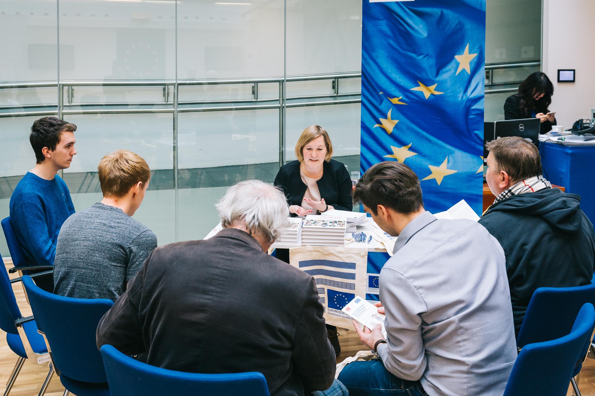 Europäischer Sozialfonds in Österreich