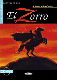 El Zorro    El Zorro, man of masked justice, hero of Spanish California, is a legendary figure whose fame has crossed borders to captivate generations of readers of all ages. The prose of this defender of the weak, challenges rulers and seduces the reader with humor.