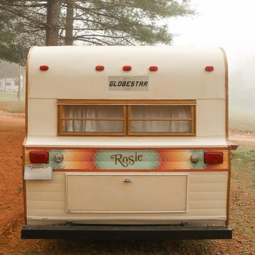 Vintage Camper Renovation: Rosie Reveal   Probably This. 2017.